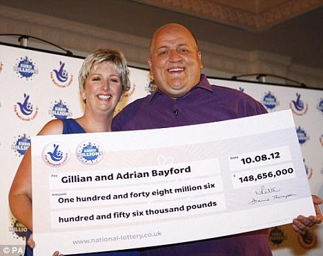 jackpot winner euromillions