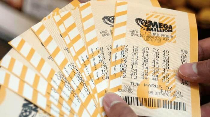 megamillion lottery history