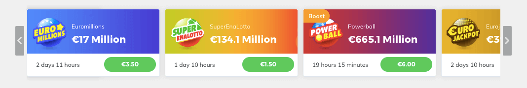 multilotto lotteries